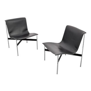 William Katavolos, Ross Littell & Douglas Kelley Lounge Chairs - a Pair For Sale
