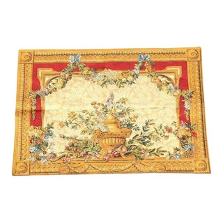 French Tapestry by Beauregard For Sale