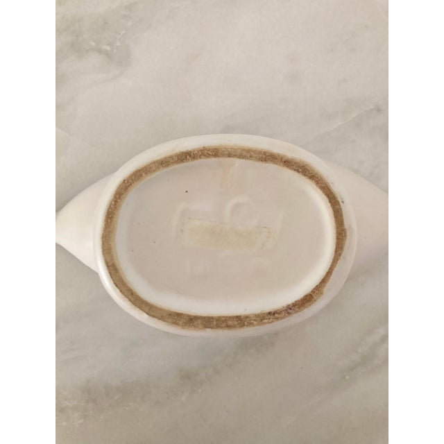 Mid 20th Century Mid 20th Century Ivory McCoy Planter For Sale - Image 5 of 6