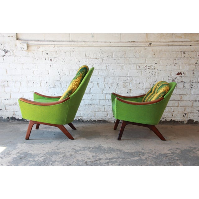 Original Adrian Pearsall Mid Century Modern His And Hers