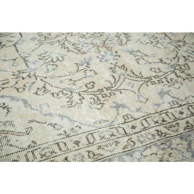 "Distressed Oushak Carpet - 9'4"" X 12'2"" - Image 6 of 10"