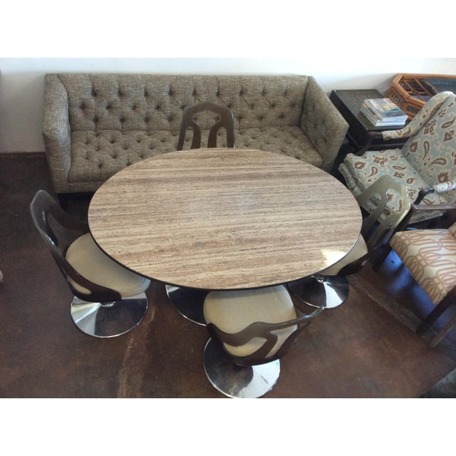 Mid-Century Modern Mid-Century Dinette Set For Sale - Image 3 of 11