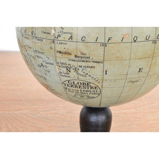 Maison Forest French Vintage Globe - X Small For Sale - Image 4 of 6