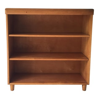 Mid-Century Modern Heywood Wakefield Style Maple Book Case