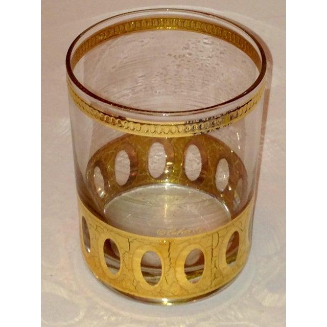 Culver Gold Cased Rocks Glasses - Set of 6 - Image 4 of 4