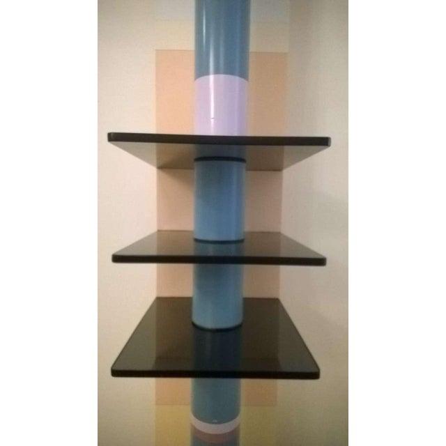 1980s Sculptural Rocket Shaped Floor Lamp For Sale - Image 4 of 11