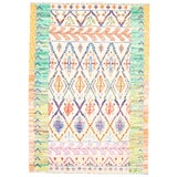 "Image of Moroccan Style Hand-Knotted Rug-8'10"" X 12'6"" For Sale"