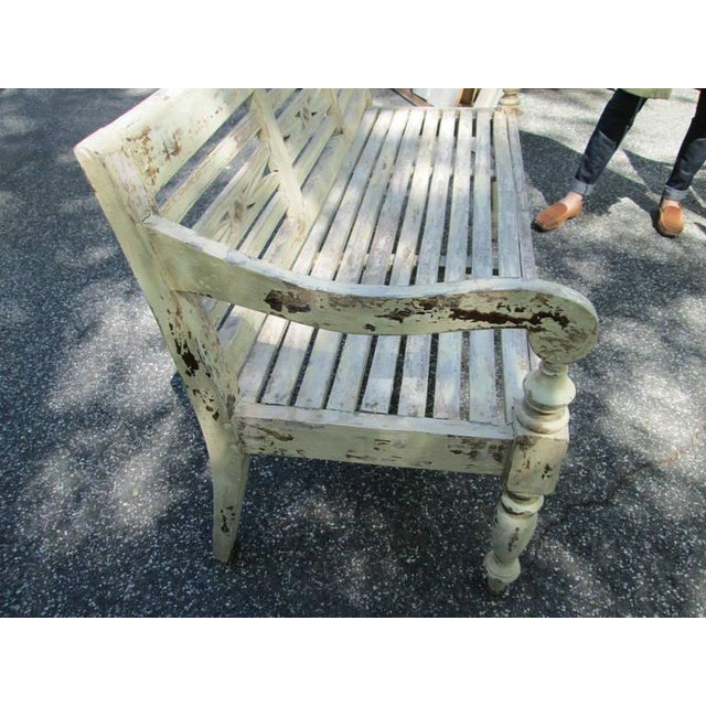 Colonial Bench - Image 7 of 8
