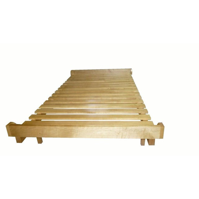 Customizable Moore Slatted Daybed Frame For Sale In New York - Image 6 of 9