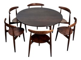 Image of Scandinavian Modern Dining Tables