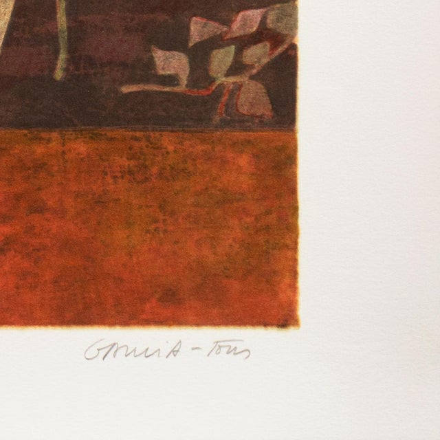 Modern Still Life of Pomegranates by Pierre Garcia Fons For Sale - Image 3 of 10