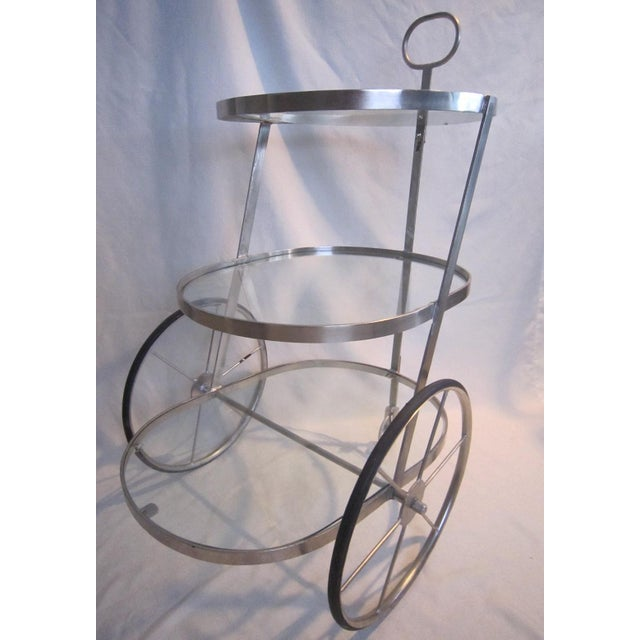 Industrial Tea Cart - Image 3 of 7