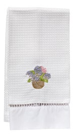 Image of French Country Bath Towels