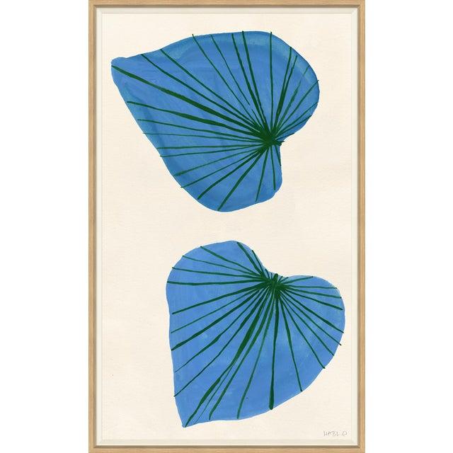 Blue Ivy Framed Art Print For Sale
