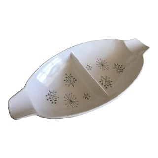 "Franciscan Ware ""Echo"" Pattern Serving Dish"