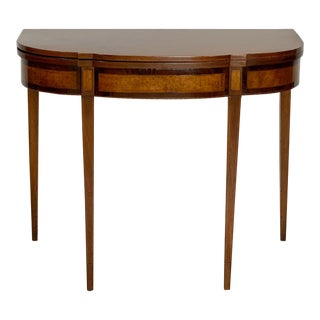 19th Century American Game Table For Sale