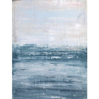 """""""1282 Clearwater Beach"""" Abstract Seascape Painting For Sale"""