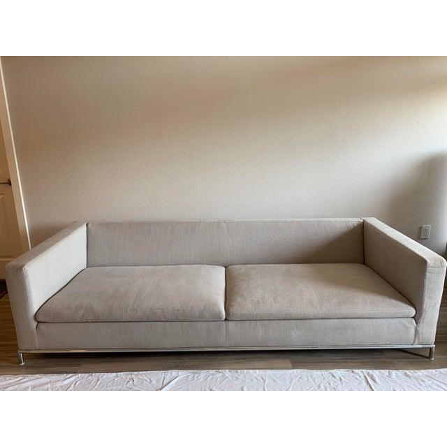 2000 - 2009 B&b Italia George Sofa For Sale - Image 5 of 5