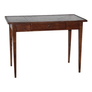 19th Century French Wooden Writing Table