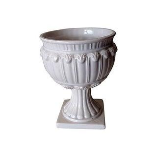 Vintage Italian Porcelain Pedestal Urn Preview