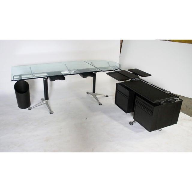 Bruce Burdick Executive Desk for Herman Miller For Sale - Image 12 of 12