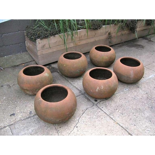 Mid-Century Mexican Terracotta Pots - Image 4 of 10