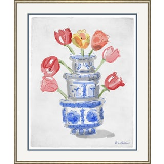 """""""Tulipierre II"""" By Dana Gibson, Framed Art Print For Sale"""