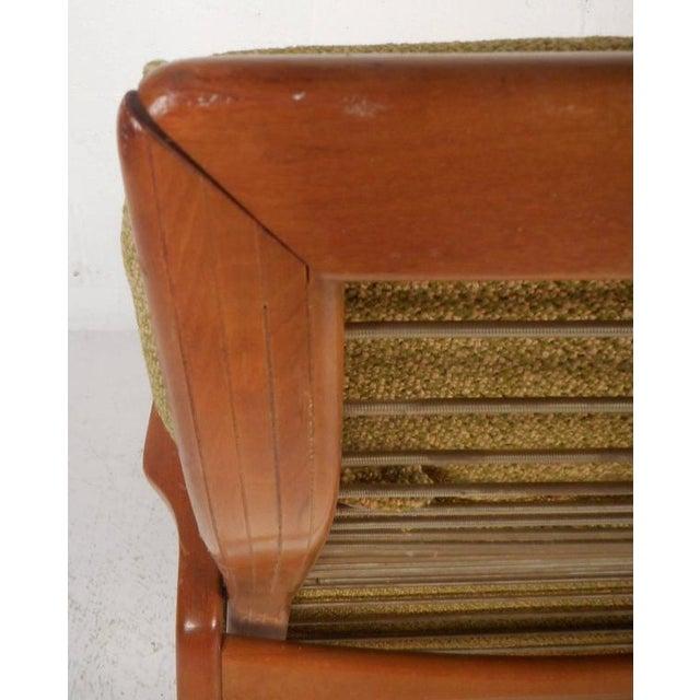 Ib Kofod-Larsen High Back Lounge Chair - Image 5 of 10