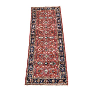 "Shirvan Design Hand Made Runner - 7'8"" X 2'8"""
