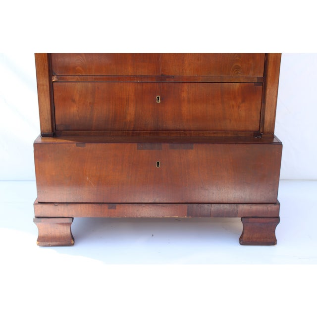Biedermeier Small Chest of Drawers - Image 7 of 11