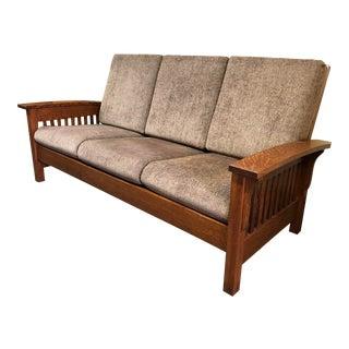 New Mission Empire Sofa