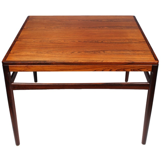 Danish Mobler Rosewood Coffee Table - Image 2 of 5