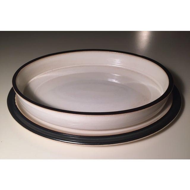 Mid-Century English Casserole/Plate - Image 8 of 8