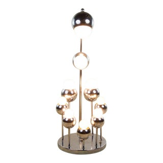 1960 Space Age Table Lamp