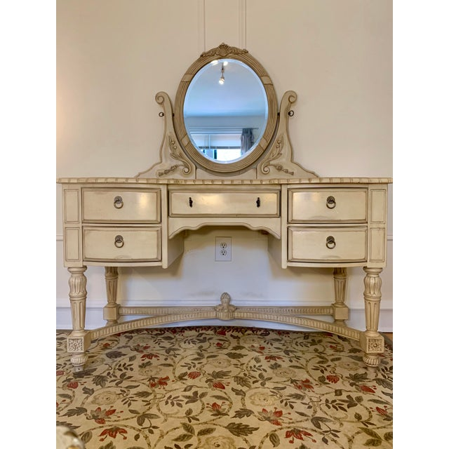 Purchased in 2005, this limited edition solid wood furniture line by Laura Ashley for Kincaid Furniture was crafted to...