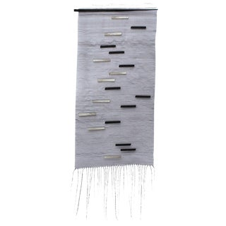 Modern Woven Textile For Sale