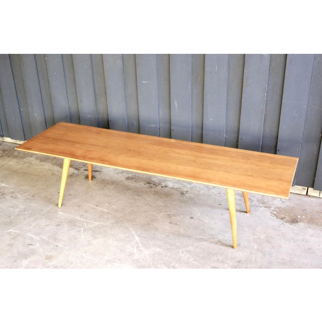 1950s Midcentury Paul McCobb Planner Group Coffee Table For Sale - Image 13 of 13