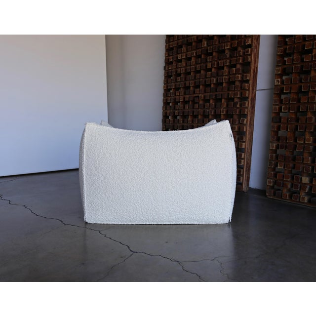 """Mario Bellini """" Le Bambole """" Lounge Chairs for B&b Italia, Circa 1985 - a Pair For Sale In Los Angeles - Image 6 of 13"""