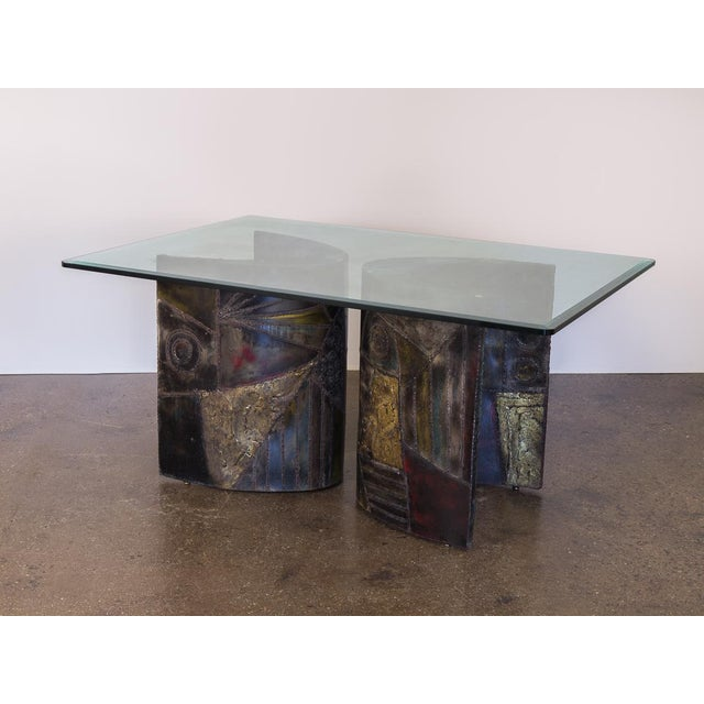 Paul Evans Pe-24 Pedestal Table for Directional For Sale - Image 12 of 12