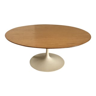 1950s Mid-Century Modern Eero Saarinen Coffee Table For Sale