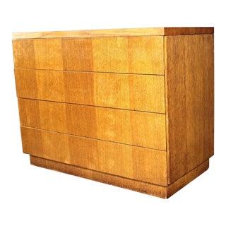 1950 Mid-Century Modern Oak Dresser For Sale