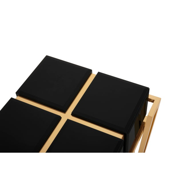 Nubian Side Table From Covet Paris For Sale - Image 6 of 8
