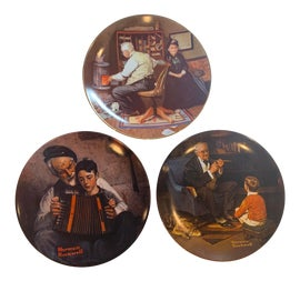 Image of Norman Rockwell Room Accents and Accessories