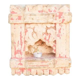 Antique Rajasthani Sandstone Niche For Sale