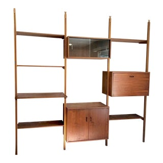 George Nelson Omni Wall Unit For Sale