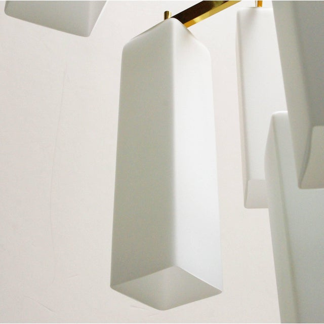 Fabio Ltd Tiered Palazzo Chandelier by Fabio Ltd (2 Available) For Sale - Image 4 of 9