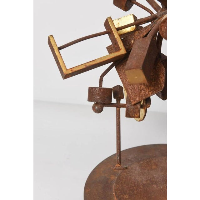 Kinetic Dimensional Works, Abstract Expressionism Sculpture For Sale - Image 9 of 11