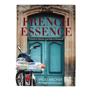 """French Essence"" Coffee Table Book by Vicki Archer For Sale"