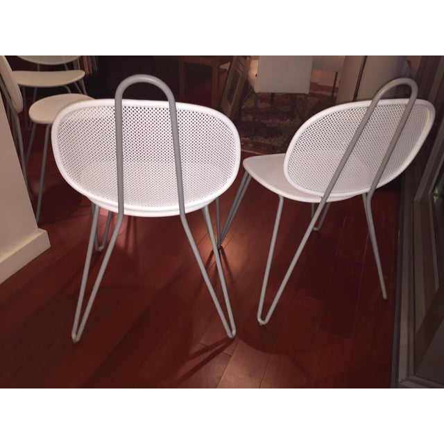 Paola Navone Italian Dining Chairs - Set of 6 - Image 5 of 7