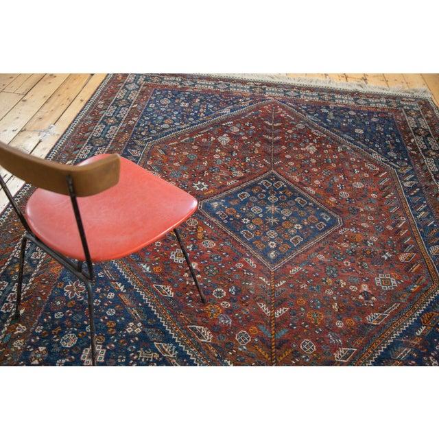 "Vintage Shiraz Carpet - 7'3"" X 9'5"" - Image 9 of 10"